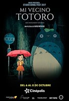 Ghibli: Mi Vecino Totoro